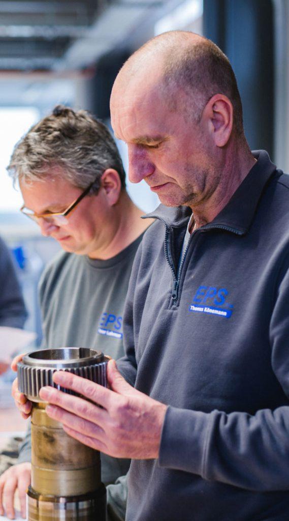EPS Ltd. · Engineering Planung Service Limited · Warmsen · Wartung & Service von Kantenanleimmaschinen · Ersatzteilversorgung · Herstellung & Wartung von Bohraggregaten